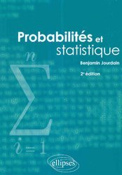 La couverture et les autres extraits de Exercices de probabilités