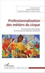Professionnalisation des métiers du cirque