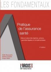 Pratique de l'assurance santé. 4e édition
