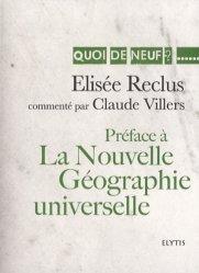 Préface à la Nouvelle Géographie universelle