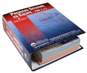 La couverture et les autres extraits de Mémento du secouriste. Premiers secours en équipe PSE 1