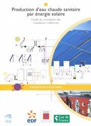 La couverture et les autres extraits de Installer un chauffage ou un chauffe-eau solaire
