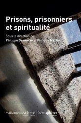 Prisons, prisonniers et spiritualité