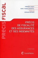 Précis de fiscalité des assurances et des indemnités. 3e édition