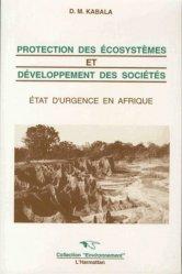 Protection des écosystèmes et développement des sociétés