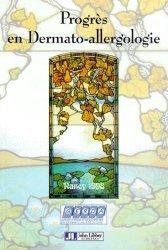 Progrès en dermato-allergologie 1998