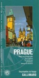 La couverture et les autres extraits de Prague. Edition 2016