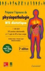 Préparer l'épreuve de physiopathologie BTS diététique