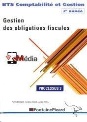 Processus 3 Gestion des obligations fiscales BTS Comptabilité et Gestion 2e année