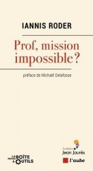 Prof, mission impossible