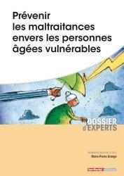 Prévenir les maltraitances envers les personnes âgées vulnérables