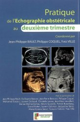 La couverture et les autres extraits de Pratique de l'échographie obstétricale au premier trimestre