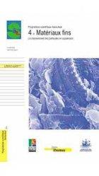 Programme scientifique Seine-Aval 4 Matériaux fins Le cheminement des matériaux en suspension