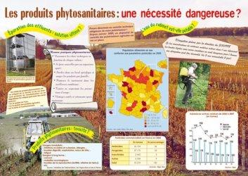 Produits phytosanitaires : une nécessité dangereuse