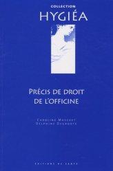 La couverture et les autres extraits de Le Guide des premières ordonnances. Edition 2007