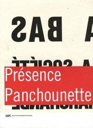 Présence Panchounette. Edition bilingue français-anglais