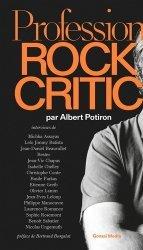 Profession : rock critic
