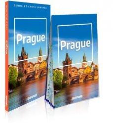 Prague. Guide et carte laminée
