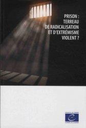Prison : terreau de radicalisation et d'extrémisme violent