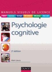 La couverture et les autres extraits de Manuel visuel de biologie pour psychologues