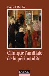 Psychanalyse familiale en périnatalité