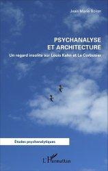 Psychanalyse et architecture