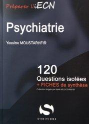 La couverture et les autres extraits de UE ECN en fiches Psychiatrie