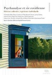 Psychanalyse et vie covidienne
