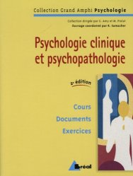 Psychologie clinique et psychopathologique