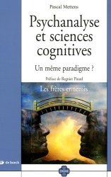 Psychanalyse et sciences cognitives