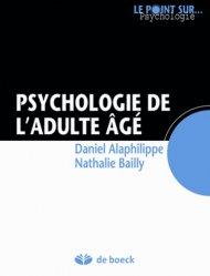 Psychologie du vieillissement