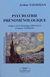 Psychiatrie phénoménologique