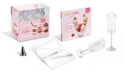 Push cakes gourmands