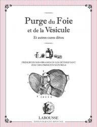La couverture et les autres extraits de Purge du foie et de la vésicule