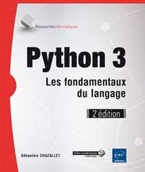 Python 3 - Les fondamentaux du langage
