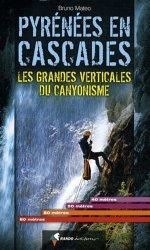 Pyrénées en cascades. Les grandes verticales du canyonisme