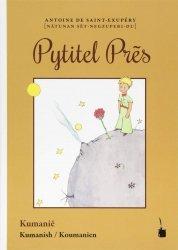La couverture et les autres extraits de Der Kleine Prinz