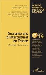 Quarante ans d'interculturel en France