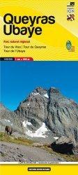 La couverture et les autres extraits de Aiguille de Chambeyron, Cols de Larche et de Vars. 1/25 000