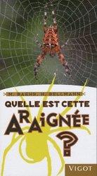 La couverture et les autres extraits de Fascinantes araignées