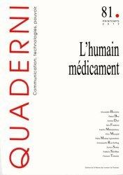 Quaderni, n°81/printemps 2013