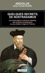 Quelques secrets de Nostradamus