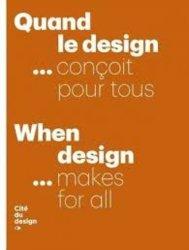 Quand le design... Conçoit pour tous