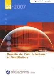 Qualité de l'air intérieur et ventilation