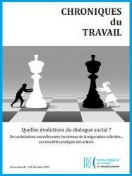 Quelles évolutions du dialogue social