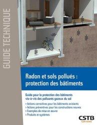 Radon et sols pollués : protection des bâtiments