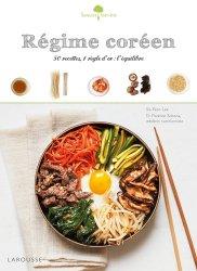 Régime coréen. 50 recettes, 1 règle d'or : l'équilibre