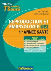 Reproduction et Embryologie - UE2