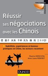Réussir ses négociations avec les Chinois