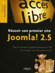 Réussir son premier site Joomla! 2.5
